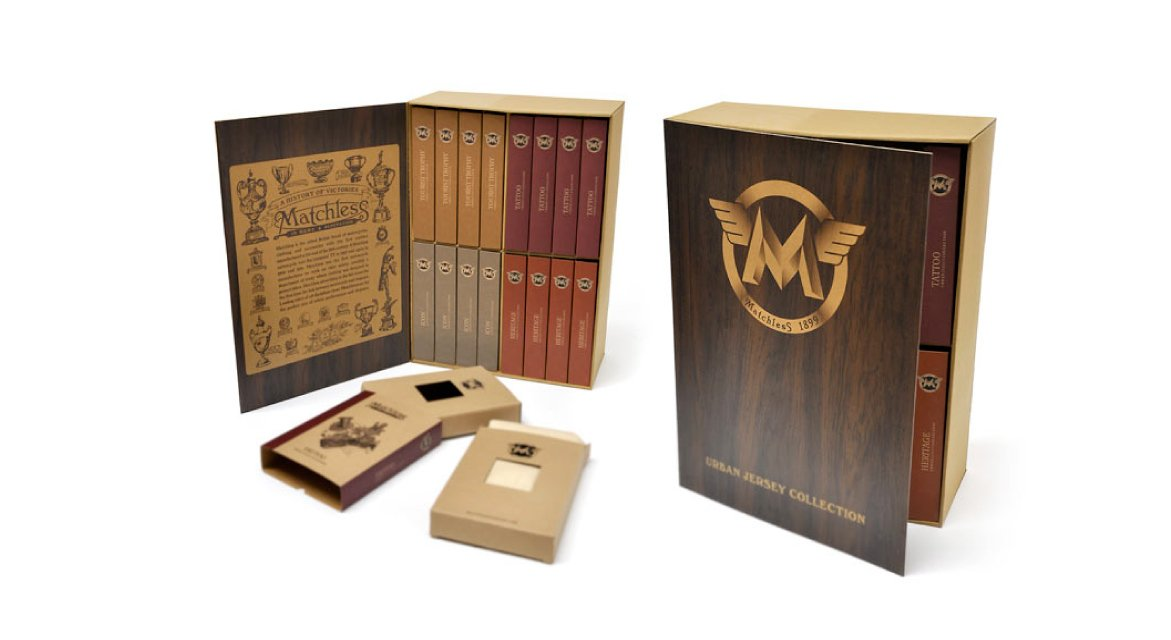 matchless packaging web