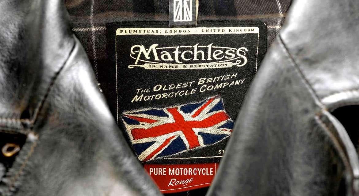matchless label web