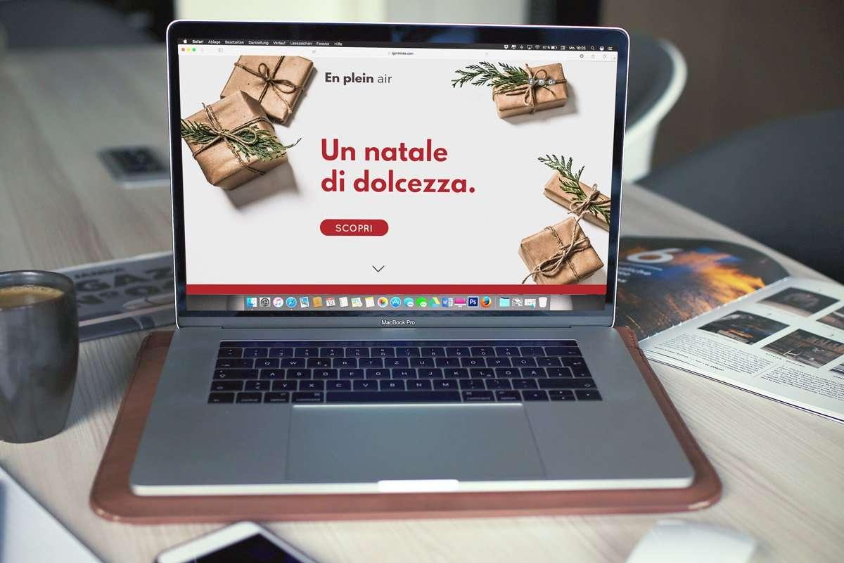sito imagina azienda natale news