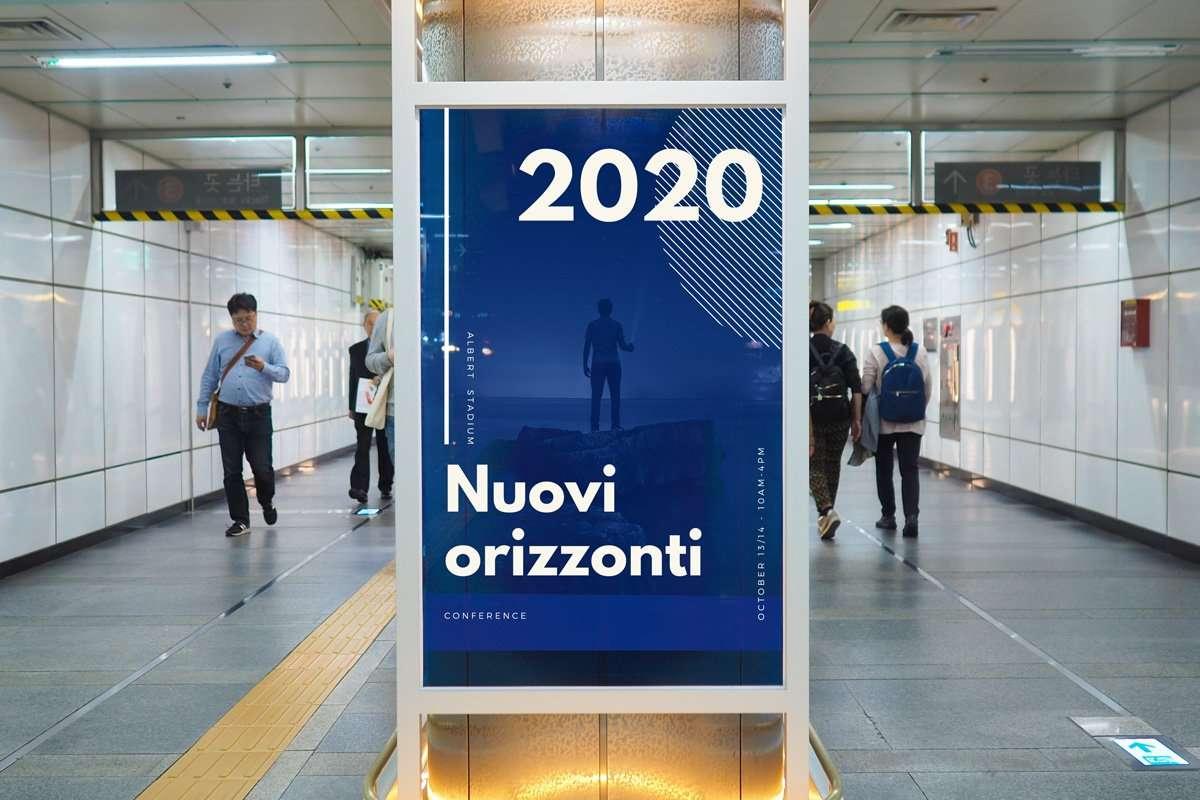 comunicazione pantone 2020