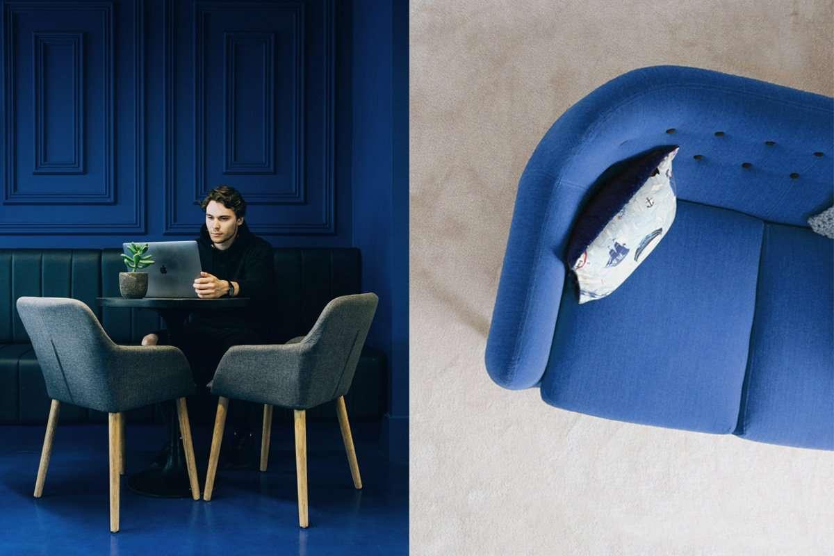 interior design pantone 2020