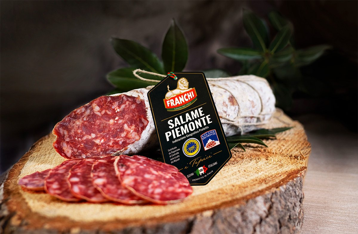 Salame Piemonte IGP Franchi